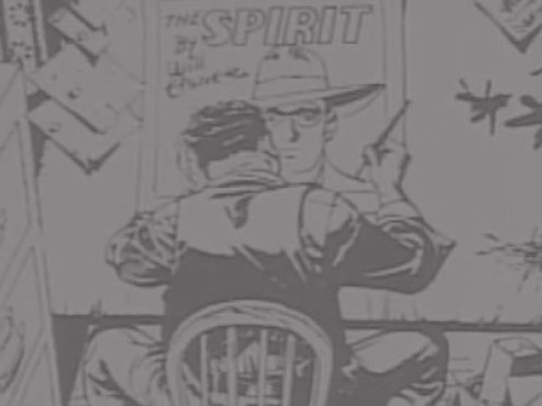 """Will Eisner: """"60 Years of Comics"""""""